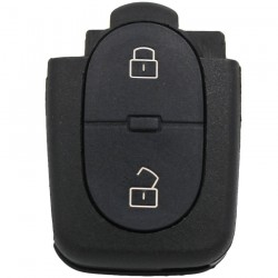 Volkswagen - 2 Button Key Shell (Old Type)