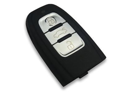 Audi - Audi 3 Buttons Smart Card Shell