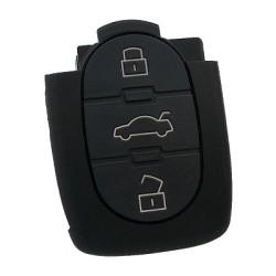 Audi - Audi A Series 3 buttons Remote Control (AfterMarket) (433 MHz)