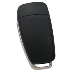 Audi A3 Flip Remote Key (Original) (8V0 837 220, 433 MHz, ID48) - Thumbnail