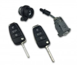 Audi - Audi A3 Lock Set
