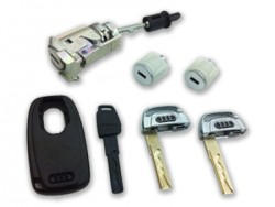 Audi - AUDI A5 / A4 Lock Set 8K1 800 375 BB