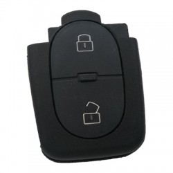 Audi - Audi R Series 2 Button Remote Controls (AfterMarket) (433 MHz)