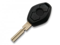 Bmw - Bmw 3 Buttons Key Shell (4 Tracks)