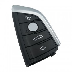 Bmw - Bmw 4 Buttons Black G series Remote Control (Original) (433 MHz 9395330)