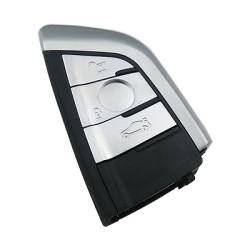 Bmw - Bmw Yeni G Series 3 Buttons Smart Key Shell