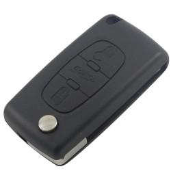 Citroen - Citroen 3 Buttons Key Shell
