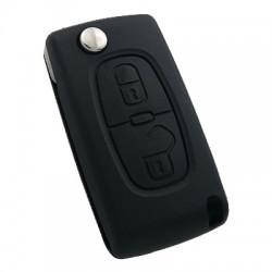 Citroen C2 C3 2 Buttons Remote Controls (Original) (433 MHz) - Thumbnail