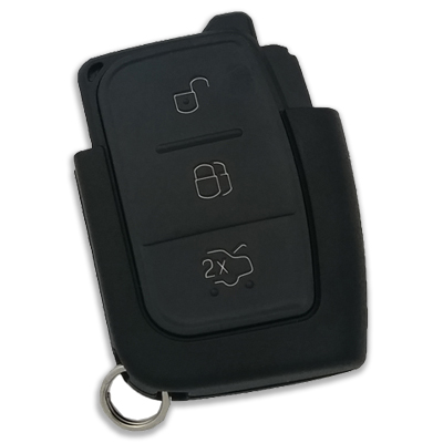 Ford 3 Button Remote Key (Original) (433 MHz)
