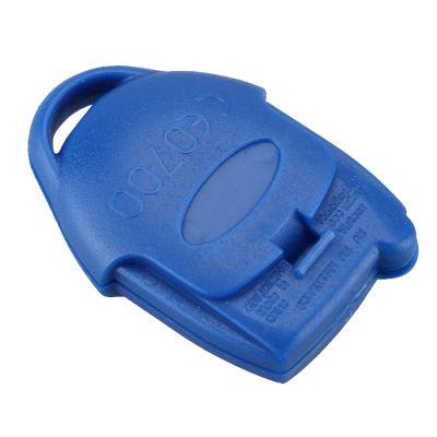 Ford 3 Button Blue Remote Key (Original) (6C1T 15K601-AG, 433 MHz, ID63)