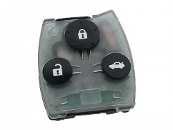 Honda - Honda 3 Buttons CivicRemote Module (2008-2012) (AfterMarket) (433 MHz, ID46)
