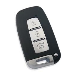 Hyundai - Hyundai 3 Buttond Smart Card (AfterMarket) (433 MHz, ID46)