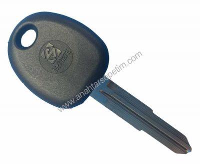 Hyundai / Kia - Hyundai Silca Transponder Key