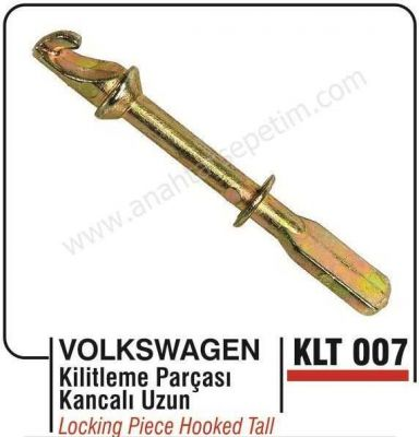 Volkswagen - Lock Part Long Type