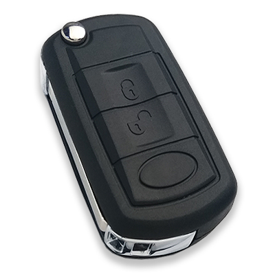 Land Rover 3 Buttons Flip Remote (AfterMarket) (433MHz)