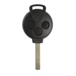Smart - Mercedes Smart 3 Buttons Key Shell