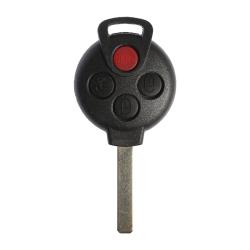 Smart - Mercedes Smart 4 Buttons Key Shell