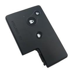 Nissan - Nissan 3 Buttons Smart Card Shell