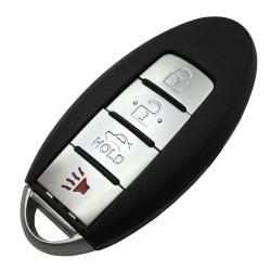 Nissan - Nissan 4 Buttons Smart Card Shell