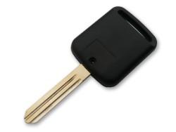 Nissan Qashqai Micra Note Navara Remote (AfterMarket) (28268AX61A, 433 MHz, PCF7946) - Thumbnail