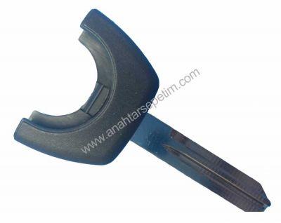 Nissan - Nissan Silca Transponder Key