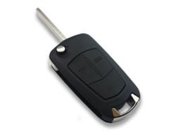 Opel - Opel 2 Buttons Key Shell