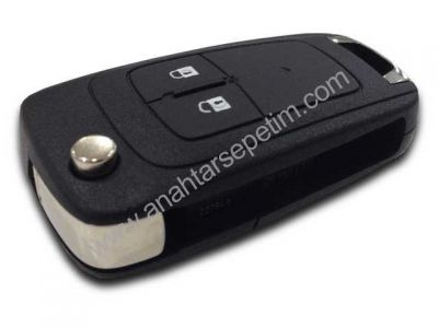 Opel - Opel Insignia 2 Button Remote Key