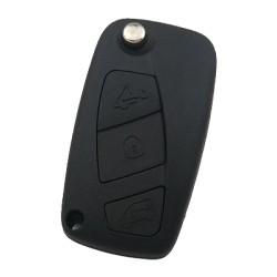 Peugeot - Peugeot Bipper 3 Buttons Remote Control Original,433Mhz,ID46