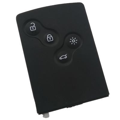 Renault Clio 4 Smart Card Original 433 Mhz Auto Remote