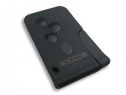 Renault - Renault SCENIC II Smart Card Key Shell