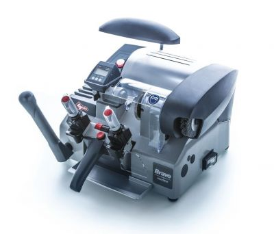 Silca Bravo Maxima Key Cutting Machine D832440zb Key