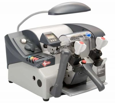 Silca - Silca Bravo Maxima Key Cutting Machine