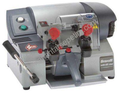 Silca - Silca Bravo Professional Key Cutting Machine
