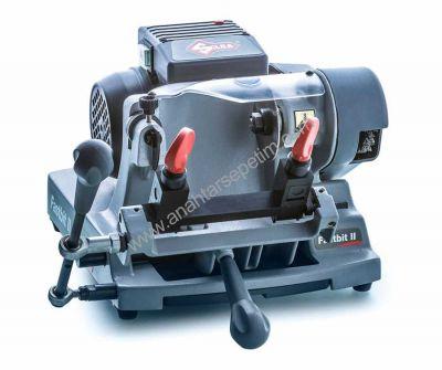 Silca - Silca Fastbit 2 Key Cutting Machine for Safe Keys