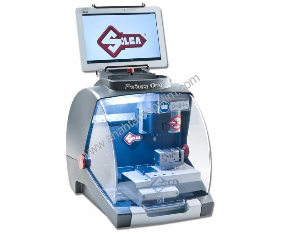 Silca Futura Auto Automatic Cnc Key Cutting Machine Key