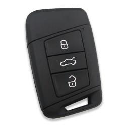 Skoda - Skoda Superb Smart Key (Original) (433 Mhz)