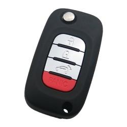 Smart - Smart 4 Buttons Remote Key (433 Mhz, ID47, Original)