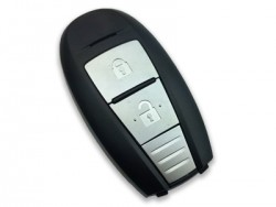 Suzuki - Suzuki 2 Buttons Smart Card without TP (AfterMarket) (434MHz)