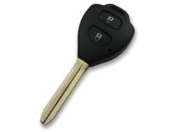 Toyota - Toyota 2 Buttons Key Shell