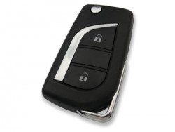Toyota - TOYOTA 2 Buttons Key Shell New Type