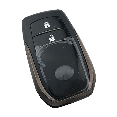 Toyota 2 Buttons Smart Key Shell 2016+