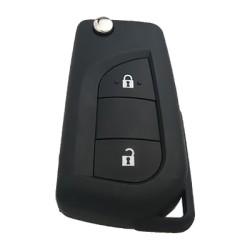 Toyota - Toyota Yaris, Aygo Remote Key 2 Buttons (Original) (TRPWS21 Chip)