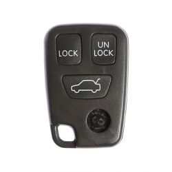 Volvo - Volvo 4 Buttons Key Shell