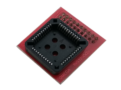 Adapter TMS370CX2XPLCC44