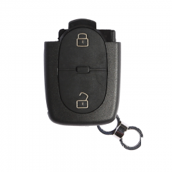 Audi - Audi 2 Buttons Key Shell (Big Battery)