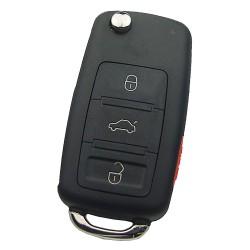 Audi - Audi A8 2004-2010 Remote Key Non-Proximity 3 Buttons 433MHz PC