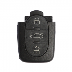 Audi - Audi Key Shell 3 Buttons (Small Battery)