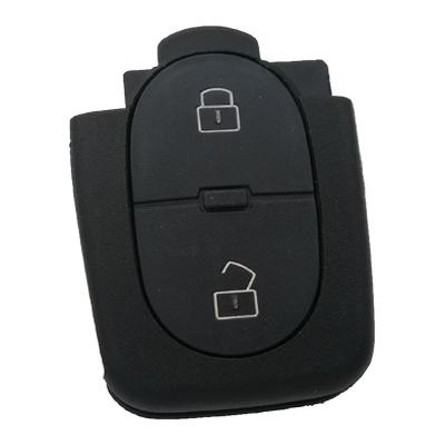 Audi R Series 2 Button Remote Controls Aftermarket 433