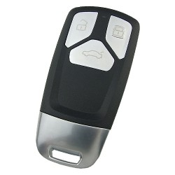 - Audi TT 3 button keyless remote key with 434mhz with AES 48 chip ASK