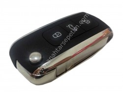 - Face to face remote control 3 buttons Adjustable Freq.